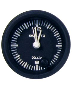 """Faria 2"""" Clock - Quartz (Analog)"""