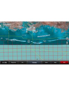 Garmin Standard Mapping - Mississippi Sound Professional microSD/SDCard