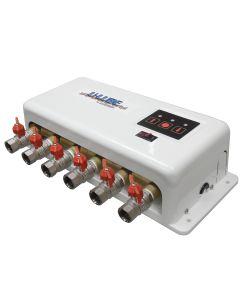 GROCO Oil Change System - 6-Port - 12V