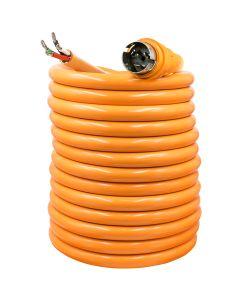 SmartPlug 50 Amp 50' Harmonized Cord w/Dockside NEMA SS2-50R Twist-Type Connector w/Blunt End