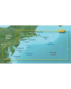 Garmin BlueChart g3 Vision HD - VUS511L - Boston - Norfolk - microSD/SD