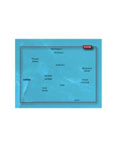 Garmin BlueChart g2 Vision HD - VPC019R - Polynesia - microSD/SD