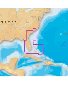 Navionics Platinum+ - Southeast and Bahamas - microSD/SD