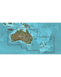 Garmin BlueChart g2 HD - HXPC024R - Australia & New Zealand - microSD/SD