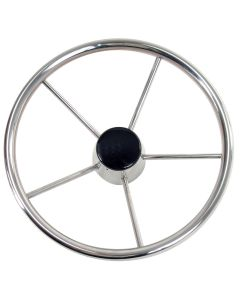 "Whitecap Destroyer Steering Wheel - 13-1/2"" Diameter"