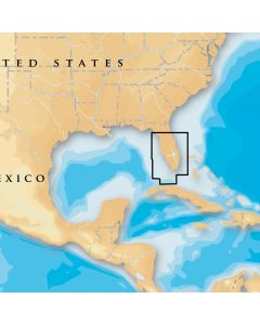 Navionics Platinum+ - South & Central Florida - microSD/SD