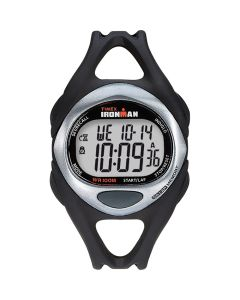 Timex Ironman Triathlon 50 Lap Full Size - Black/Silver