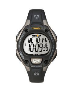 Timex Ironman Triathlon 30 Lap Mid Size - Black/Silver