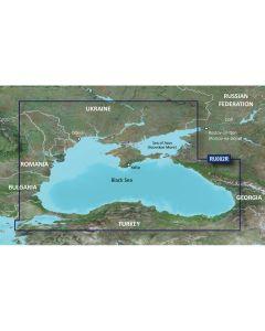 Garmin BlueChart g3 HD - HXRU002R - Black Sea & Azov Sea - microSD/SD