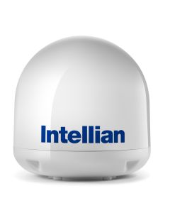 Intellian i3 Empty Dome & Base Plate Assembly