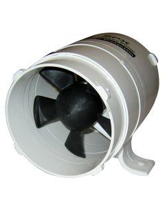 """Johnson Pump 4"""" In-Line Blower - 240CFM - 12V"""