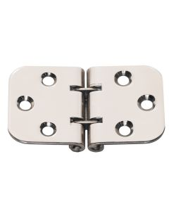 Whitecap Flush Mount 2-Pin Hinge - 304 Stainless Steel - 2-13/16 x 1-9/16
