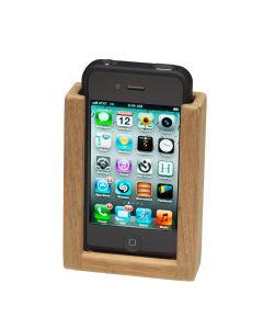 Whitecap Teak iPhone Rack