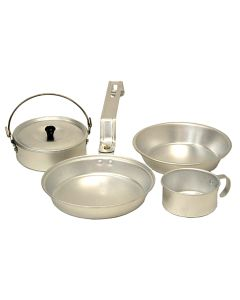 Coleman 1 Person Aluminum Mess Kit