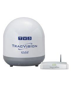 KVH TracVision TV3 - Circular LNB f/North America