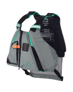 Onyx MoveVent Dynamic Paddle Sports Life Vest - XL/2XL - Aqua