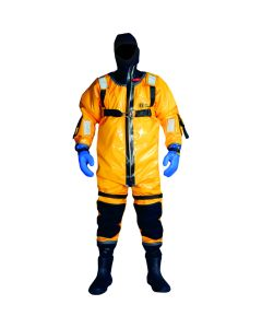 Mustang Ice Commander Rescue Suit - Universal - Gold