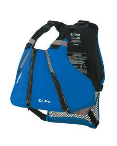 Onyx MoveVent Curve Paddle Sports Life Vest - XL/2X - Blue