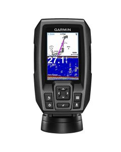 Garmin STRIKER 4 FishFinder w/4-Pin, 77/200kHz TM Transducer
