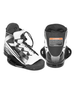 AIRHEAD Venom Wakeboard Bindings - Youth 4-8