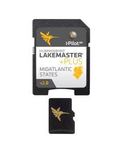 Humminbird LakeMaster Plus - Mid Atlantic States - Version 2