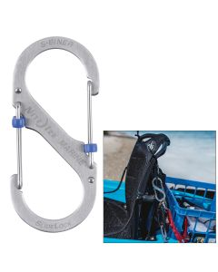 Nite Ize S-Biner Marine SlideLock - Size #4