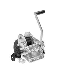 Fulton 2600lb 2-Speed Winch w/20' Strap