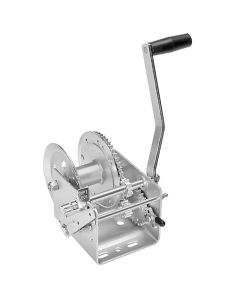 Fulton 2600lb 2-Speed Winch w/Hand Brake