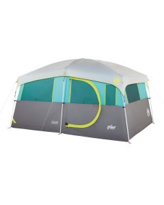 Coleman Tenaya Lake Lighted Fast Pitch 8-Person Cabin w/Closet