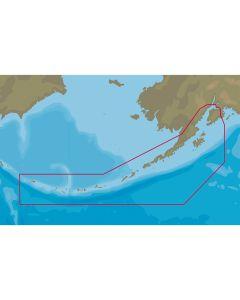 C-MAP NT+ NA-C812 Seaward to Attu Island - FP-Card Format