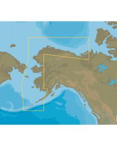C-MAP NT+ NA-C813 Bristol Bay to Demarcation Bay - FP-Card Format