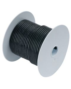 Ancor Black 14AWG Tinned Copper Wire - 18'