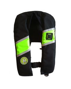 First Watch 33 Gram Inflatable PFD - Manual - Hi-Vis