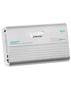 Boss Audio MR1200PA 4-Channel 1200W Full Range Class A/B Amplifier