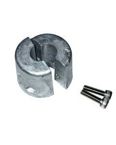 "Tecnoseal De-Icer Anode - .50"" Aluminum - 1/2"" Shaft - .5HP/.75HP"