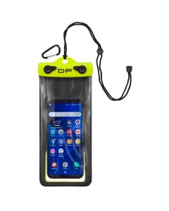 "Dry Pak Cell Phone Case - 4"" x 8"" - Lemon Lime"
