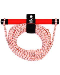 AIRHEAD Water Ski Rope w/EVA Handle - 1 Section - 75'