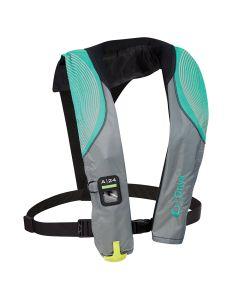 Onyx A-24 In-Sight Automatic Inflatable Life Jacket - Aqua