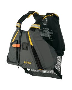 Onyx Movement Dynamic Paddle Sports Vest - Yellow/Grey - Medium/Large
