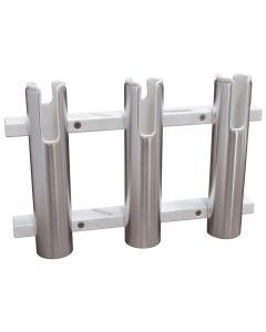 TACO Aluminum/Poly 3-Rod Rack Holder