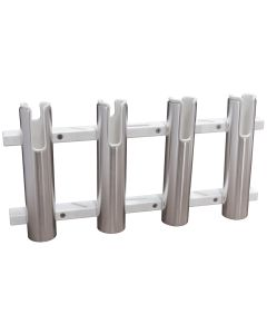 TACO Aluminum/Poly 4-Rod Rack Holder