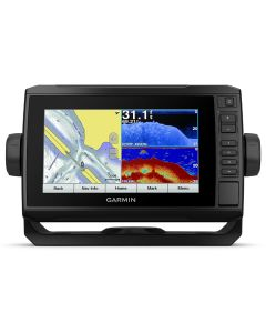 Garmin echoMAPCHIRP Plus 72cv w/Worldwide Basemap w/o Transducer