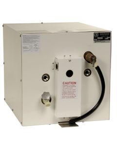 Whale Seaward 6 Gallon Hot Water Heater - White Epoxy - 240V - 3000W