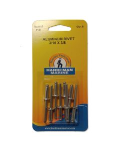 Handi-Man Aluminum Pop Rivet