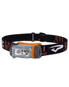 Princeton Tec Axis LED HeadLamp - Orange/Grey