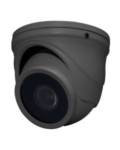 Speco HD-TVI 2MP Intensifier T Mini-Turret Camera, 2.9mm Fixed Lens - Dark Gray Housing