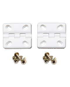 Cooler Shield Replacement Hinge f/Coleman & Rubbermaid Coolers - 2 Pack