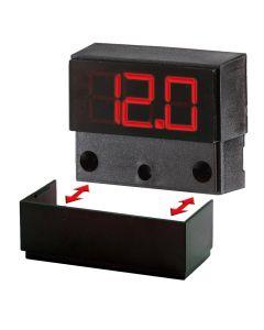 Paneltronics Digital DC Ammeter - 0-100DCA 12/24 Volts System