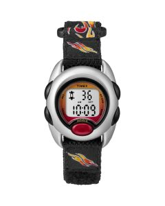 Timex Kid's Digital Nylon Band Watch - Flames
