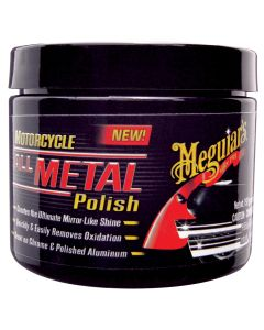 Meguiar's Motorcycle Metal Polish *Case of 6*